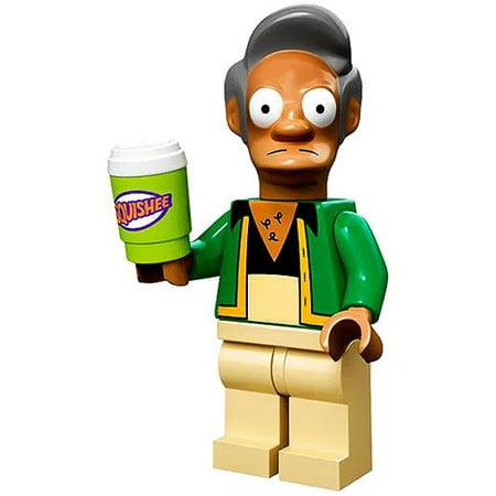 LEGO LEGO Simpsons Series 1 Apu Nahasapeemapetilon Minifigure](The Simpsons Apu)
