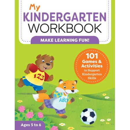 Halloween Activities For Kindergartens (My Workbooks: My Kindergarten Workbook: 101 Games and Activities to Support Kindergarten Skills)
