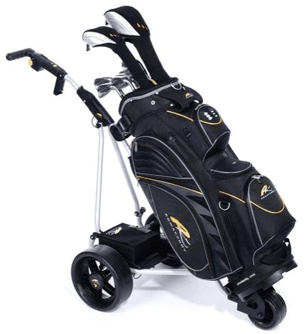 Powakaddy Golf Freeway COMPACT Electric Powered Golf Cart
