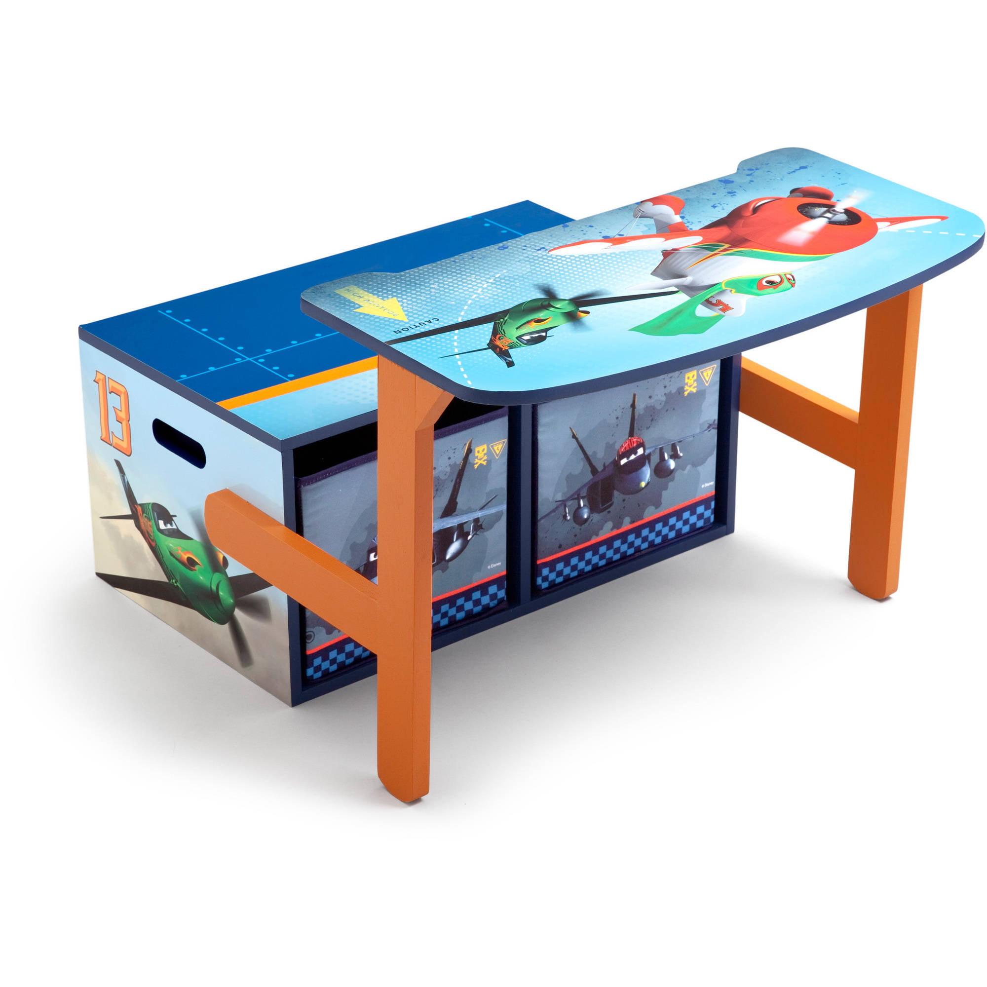 Toy Bench Storage Part - 46: Walmart.com