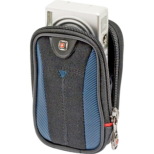 SwissGear Sherpa Small Camera Case, Blue