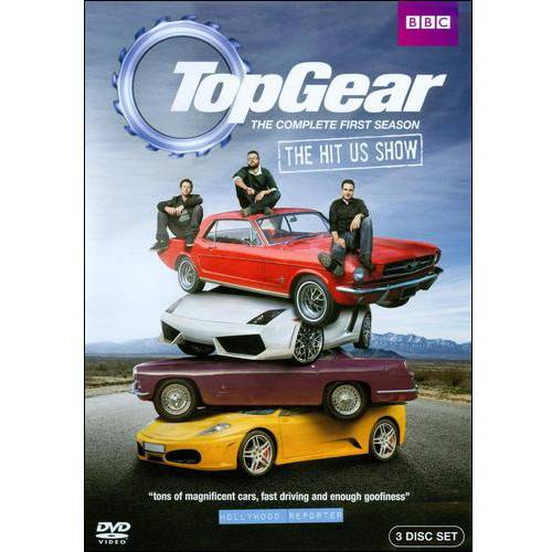 Top Gear USA: The Complete First Season (Widescreen)