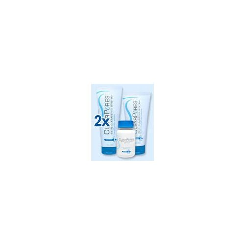 Clearpores Body System - Acne Treatment - 2 Month Supply