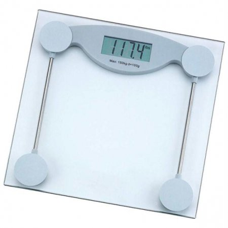 bathroom scale walmart. HealthSmart ELSCALE3 Glass Electronic Bathroom Scale