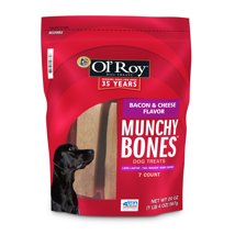 Dog Treats: Ol'Roy Munchy Bones