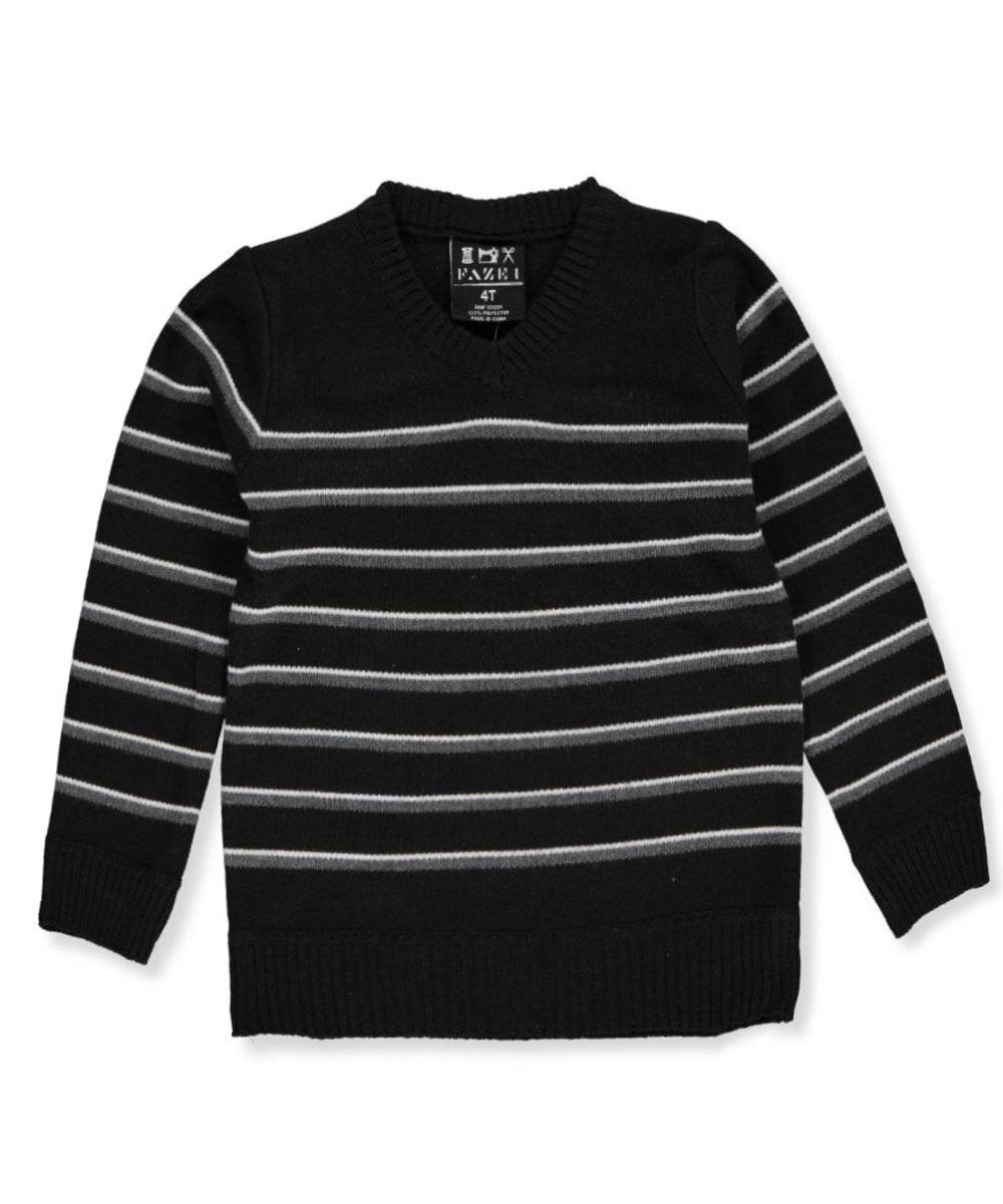 Faze 1 Little Boys' V-Neck Sweater (Sizes 4 - 7)
