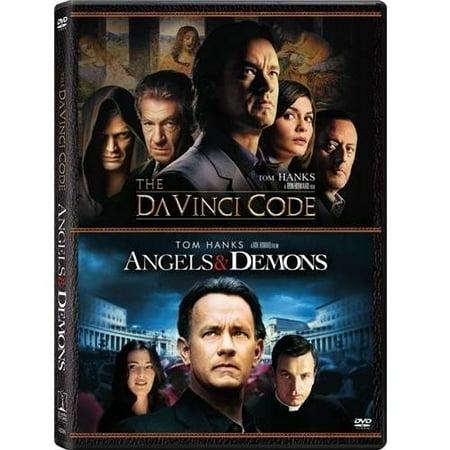 The Da Vinci Code   Angels   Demons  Widescreen