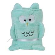 Cartoon Animal Baby Bath Towel Bathrobe Flannel Infant Blanket 100x75cm