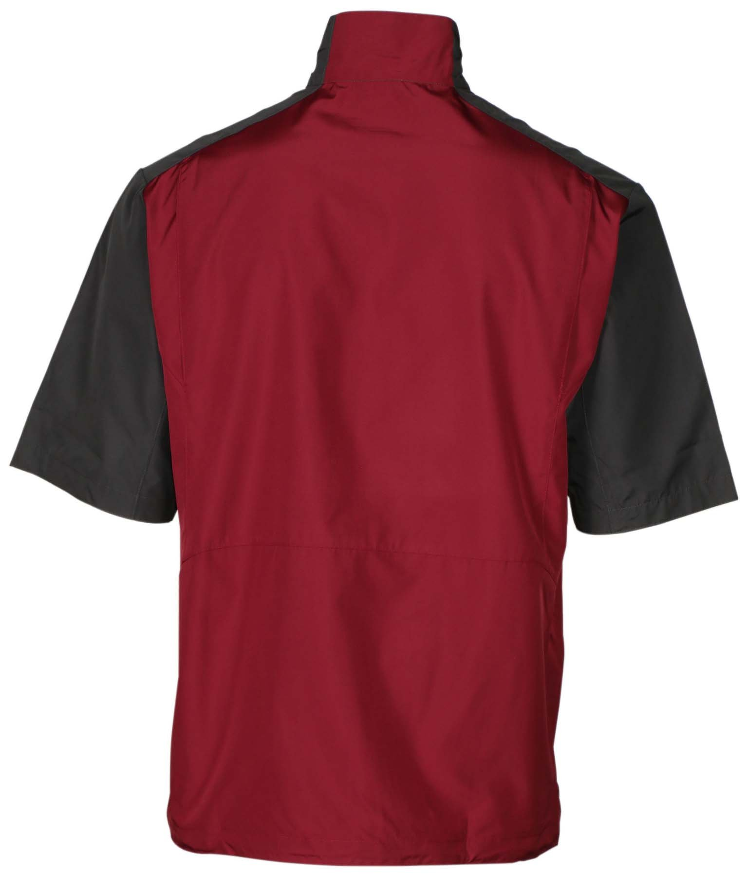 Nike Mens Storm Fit 1//2 Zip Short Sleeve Football Jacket
