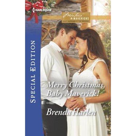 Merry Christmas, Baby Maverick! - eBook ()