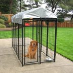 Lucky Dog Heavy Duty Dog Kennel 6 H X 10 W X 10 L