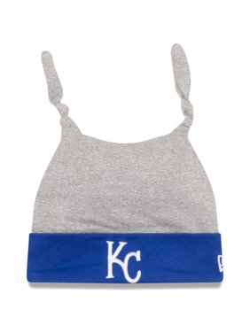Product Image Kansas City Royals New Era Newborn Speckle Tot Dub Cuffed  Knit Hat - Gray Royal 6d64685b553b