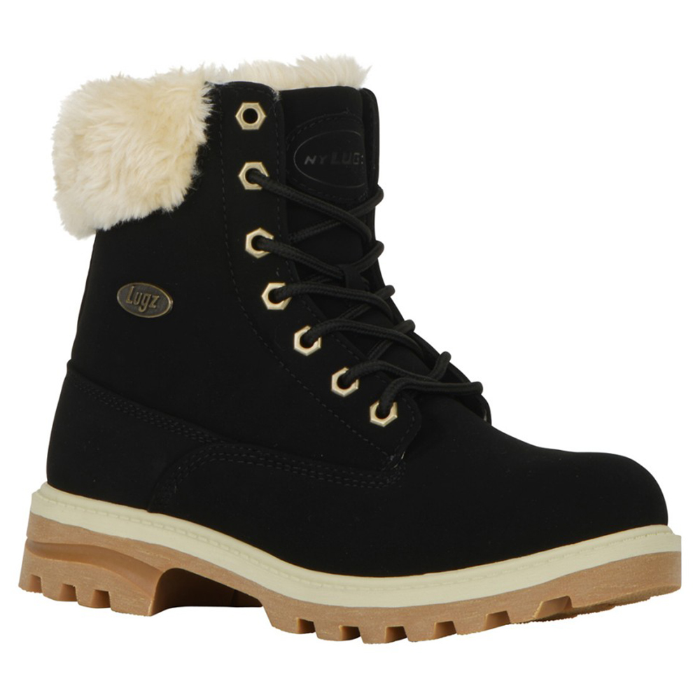 Lugz Womens Empire Hi Fur by Lugz