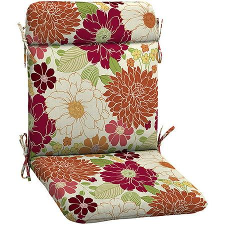Better Homes Gardens Bh G Wi Chair Cushion Sorbet Floral