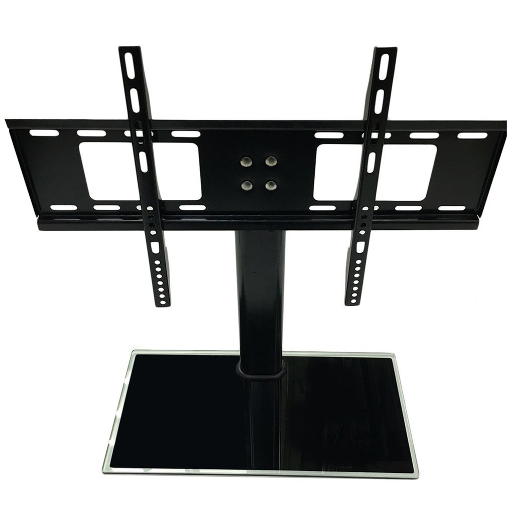 FITUEYES Universal Table top TV Stand with Mount for 27 32 42 45 50 up to 60 inch Tv FTT107001GB