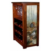 """Backwaters Passage"" Wine Cabinet"