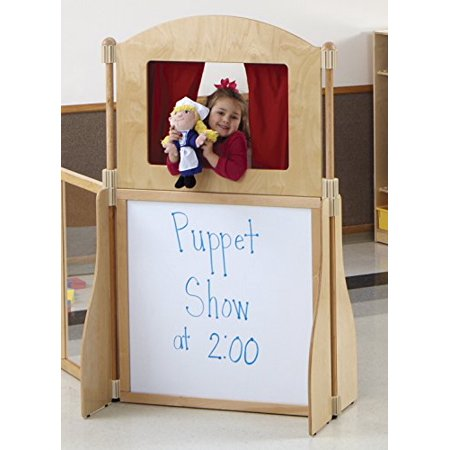 KYDZ Suite 1562JCT Puppet Theater, T-Height