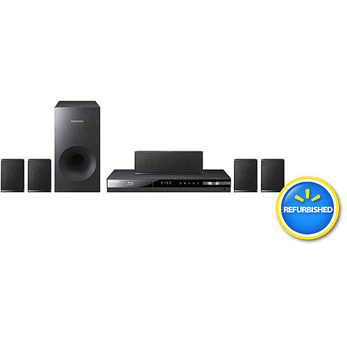 Samsung  HT-EM35 5.1-Channel Home Theater System with Blu-ray Player, Refurbished