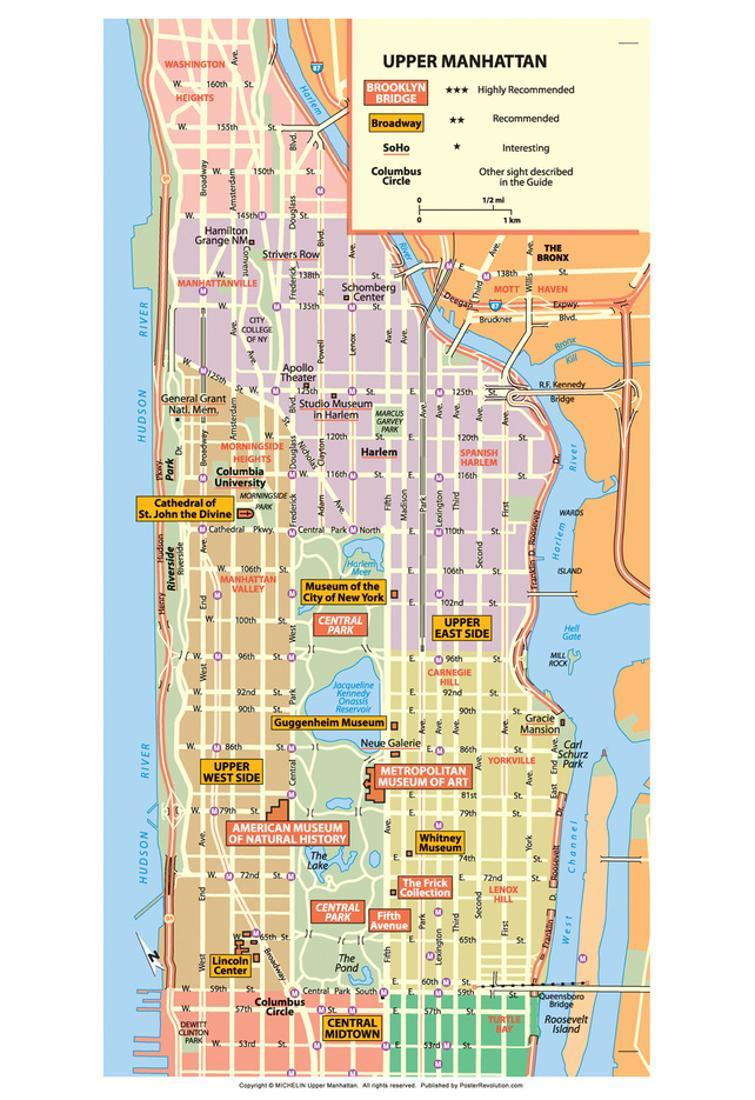 It's just a picture of Manhattan Printable Map throughout square
