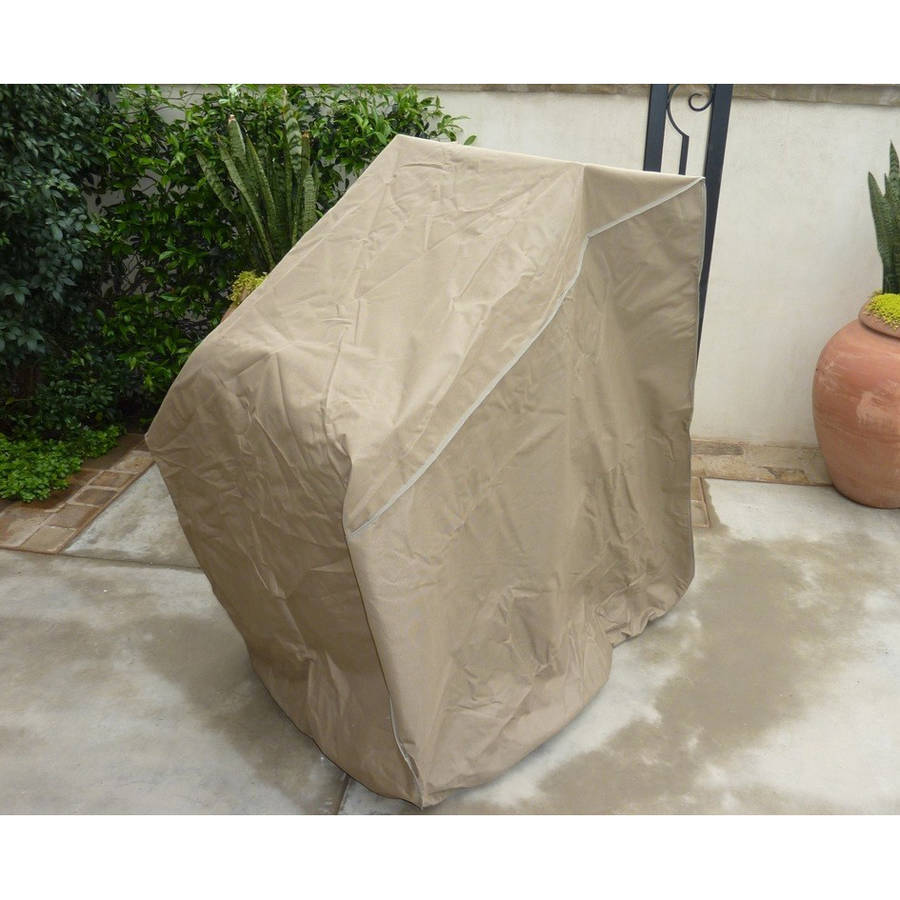 Formosa Covers Stacking Chair Cover - fits 4 to 8 Chairs