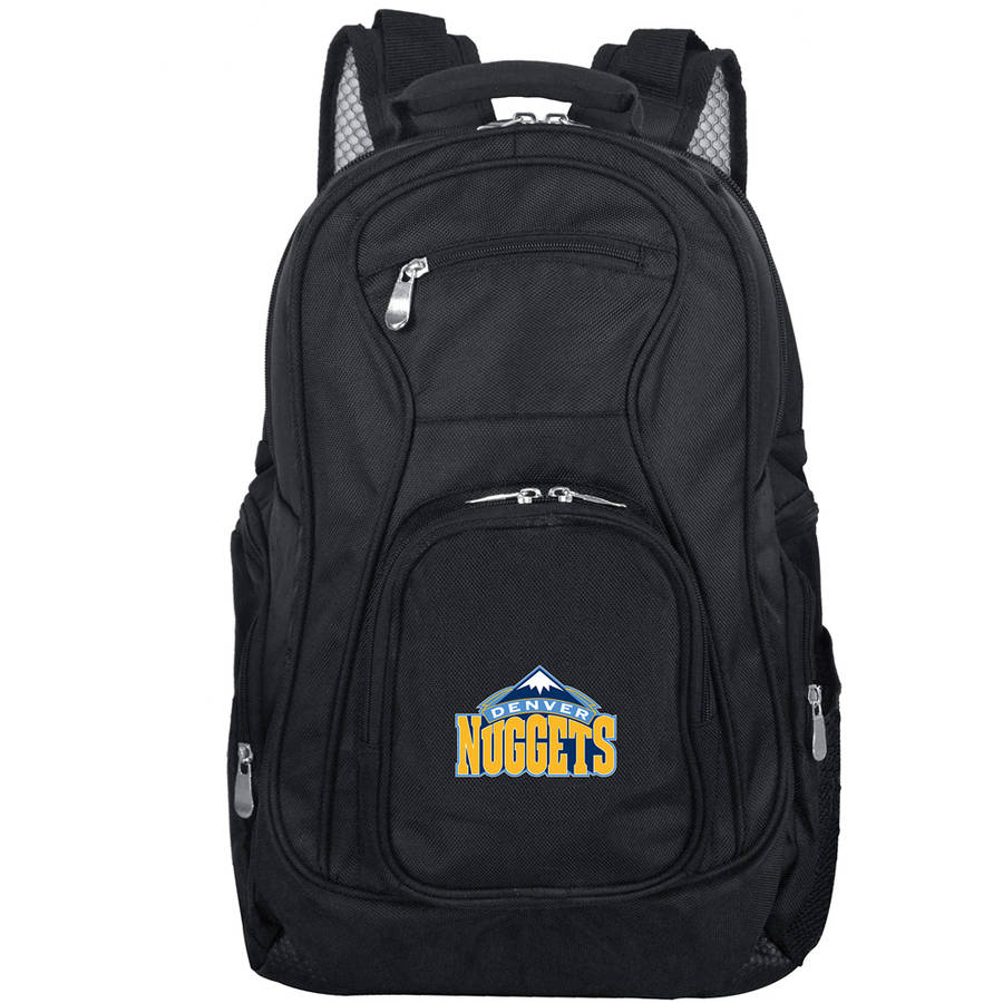Mojo Licensing Premium Laptop Backpack, Denver Nuggets