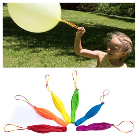 Punch Balloons Party Favors For Kids (12 Pack) - Best For Birthday Gift Bags, Kids Games And Party Games - Extra Large, Eco Friendly Natural Latex - For Boys And Girls