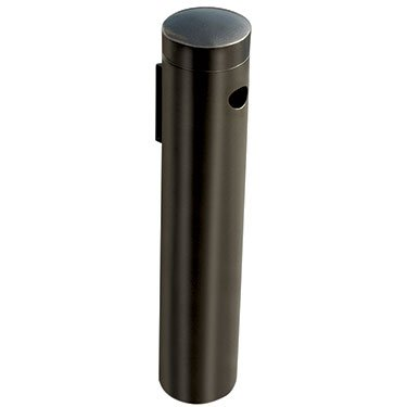Steel Wall-Mount Cigarette Disposal Post