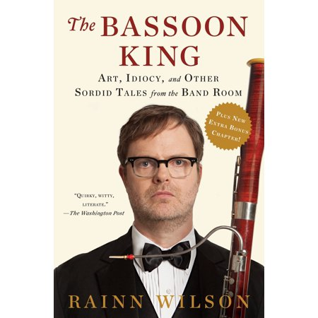 Miniature Bassoon (The Bassoon King : Art, Idiocy, and Other Sordid Tales from the Band)