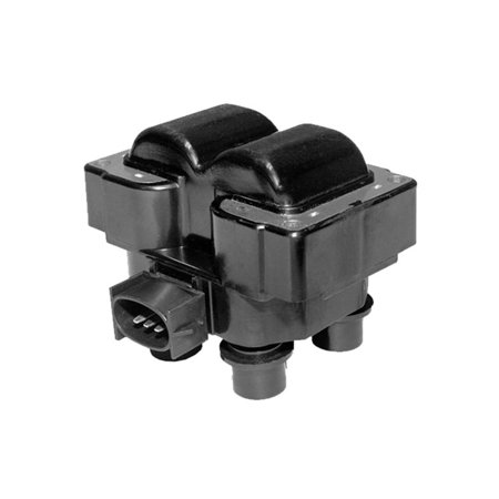 New Ignition Coil For 1997 1998 1999 Ford E-150 Econoline 4.6L V8 Compatible with FD487 C924 ()