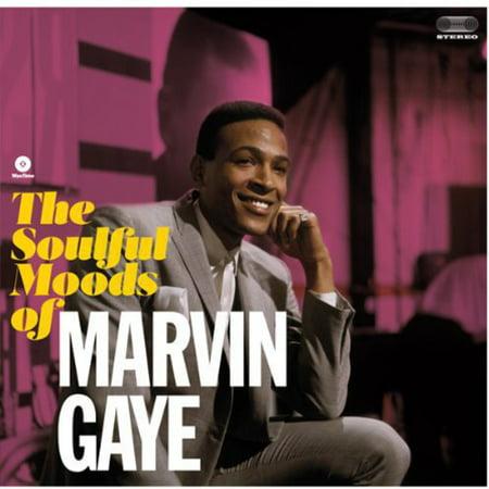 Soulful Moods of Marvin Gaye (Vinyl) (Best Of Marvin Gaye)