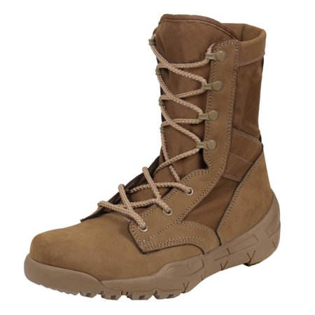 Air Max Goadome Acg Boots - Rothco 5366 V-Max Lightweight Tactical Combat Boot, AR 670-1 Coyote Brown