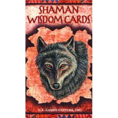 Tarot Cards Shaman Wisdom Deck Inspired by North American Indian Tradition Legend Life lore and Religion Includes 65-Cards Fortune Telling Tool by Leita Richesson - Mysterious Fortune Cards