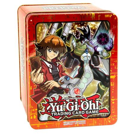 Yu-Gi-Oh! 2018 Mega Jaden Tin Trading Cards - Yu Gi Oh Halloween Costumes