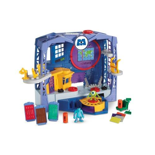 Fisher-Price Imaginext Monsters University Monsters Scare Factory Multi-Colored
