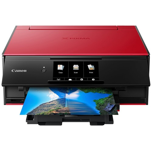 Canon PIXMA TS9120 Wireless All-in-One Inkjet Printer (Gray)