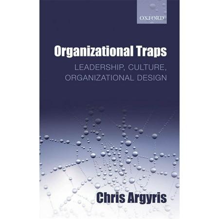 Organizational Traps : Leadership Culture Organizational Design -