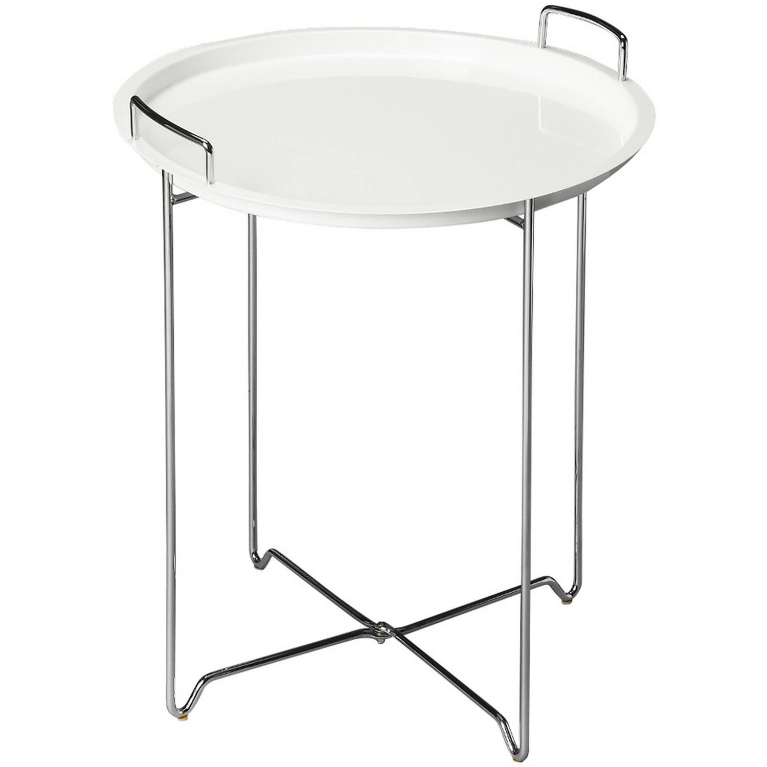 Butler Midtown Modern Tray Table, Multiple Colors