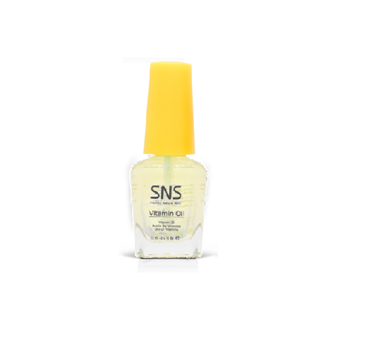 SNS Nail Prep for Dipping Powder VITAMIN OIL .5oz/15mL