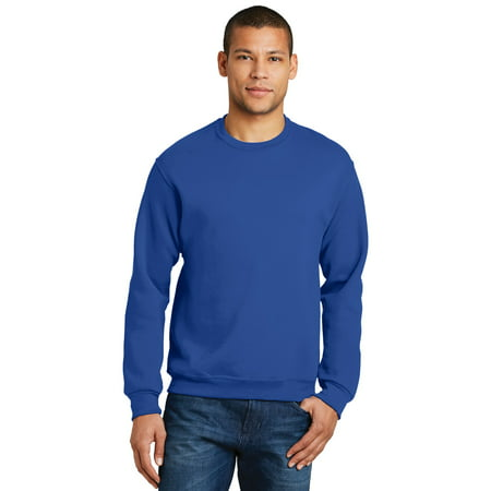 Jerzees Men's Nublend Ribbed Waistband Sweatshirt