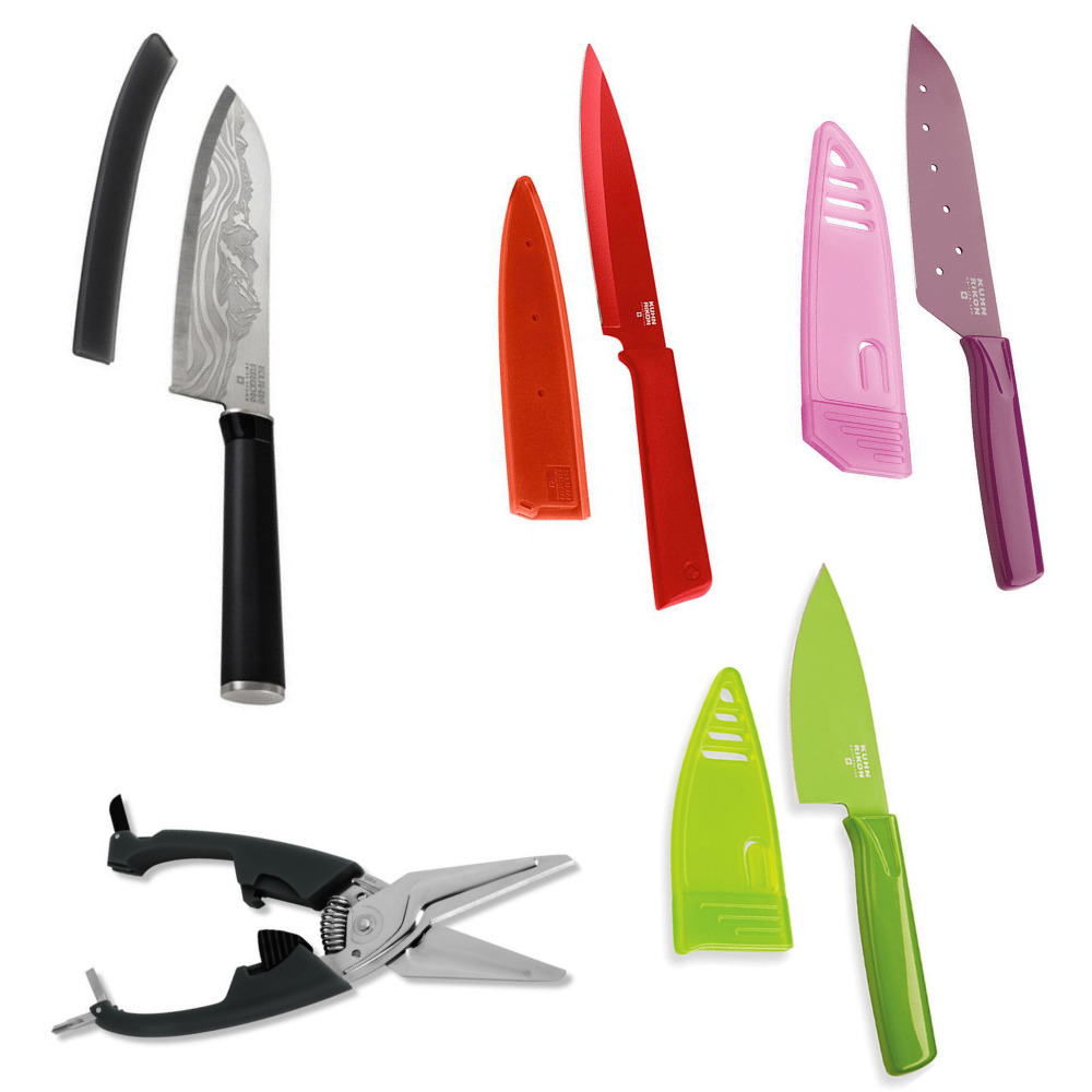 Kuhn Rikon Full Kitchen Knife Set