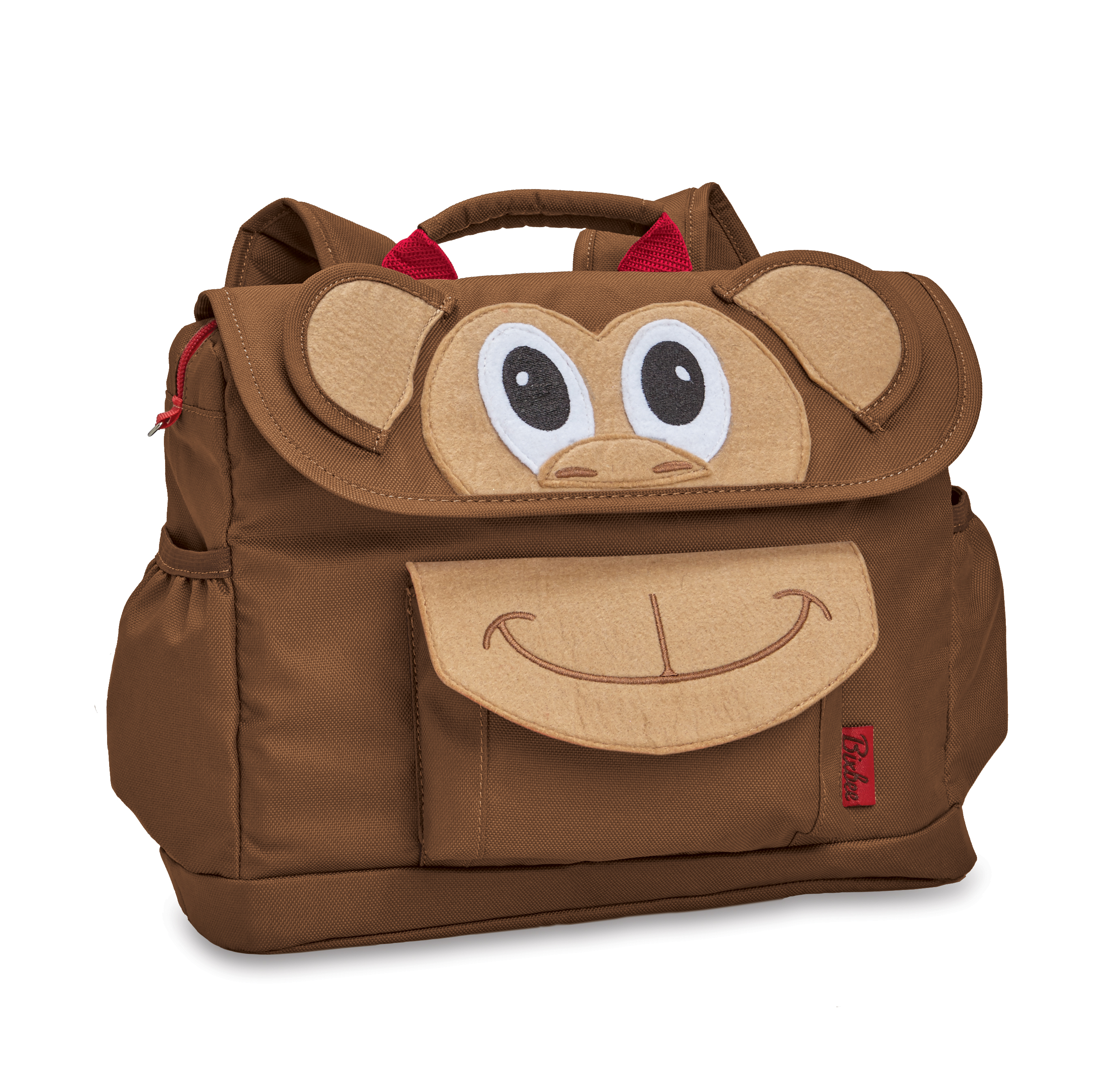 Bixbee Animal Pack Monkey Backpack, Small