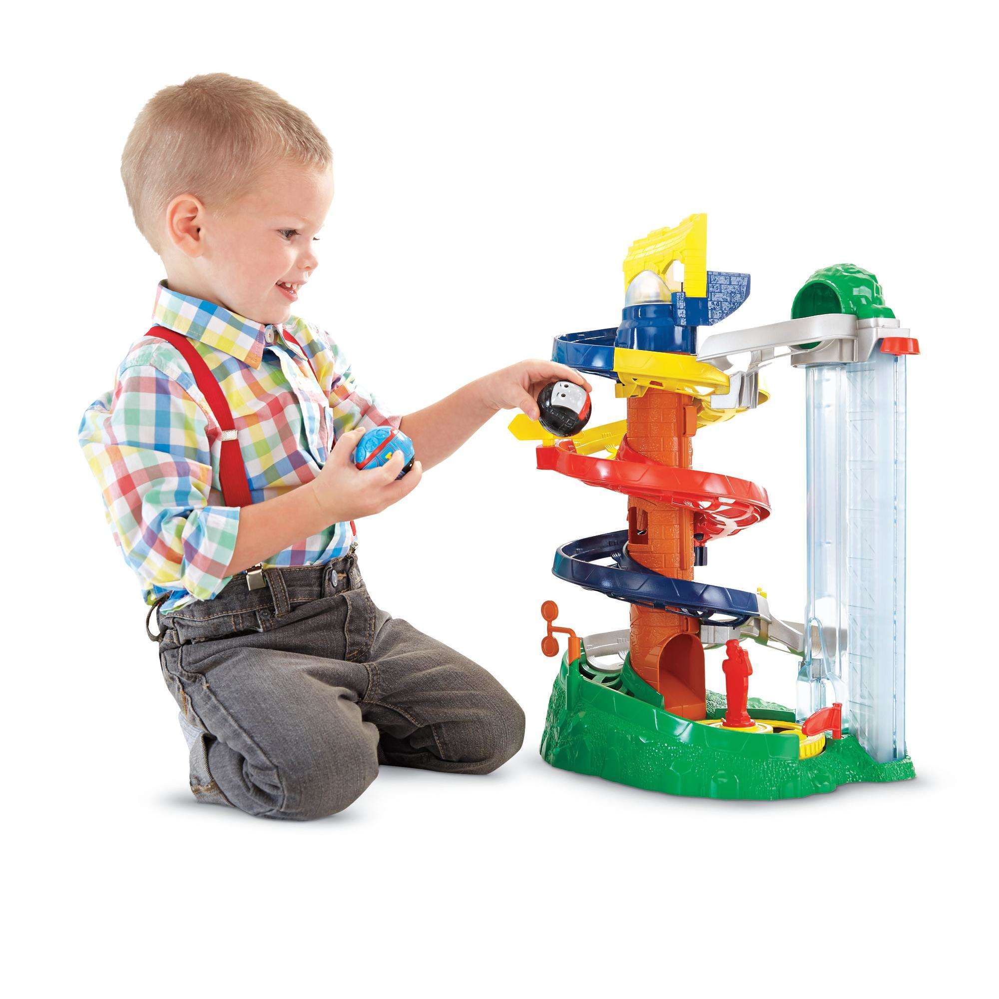 Fisher-Price My First Thomas & Friends��� Rail Rollers��� Spiral Station