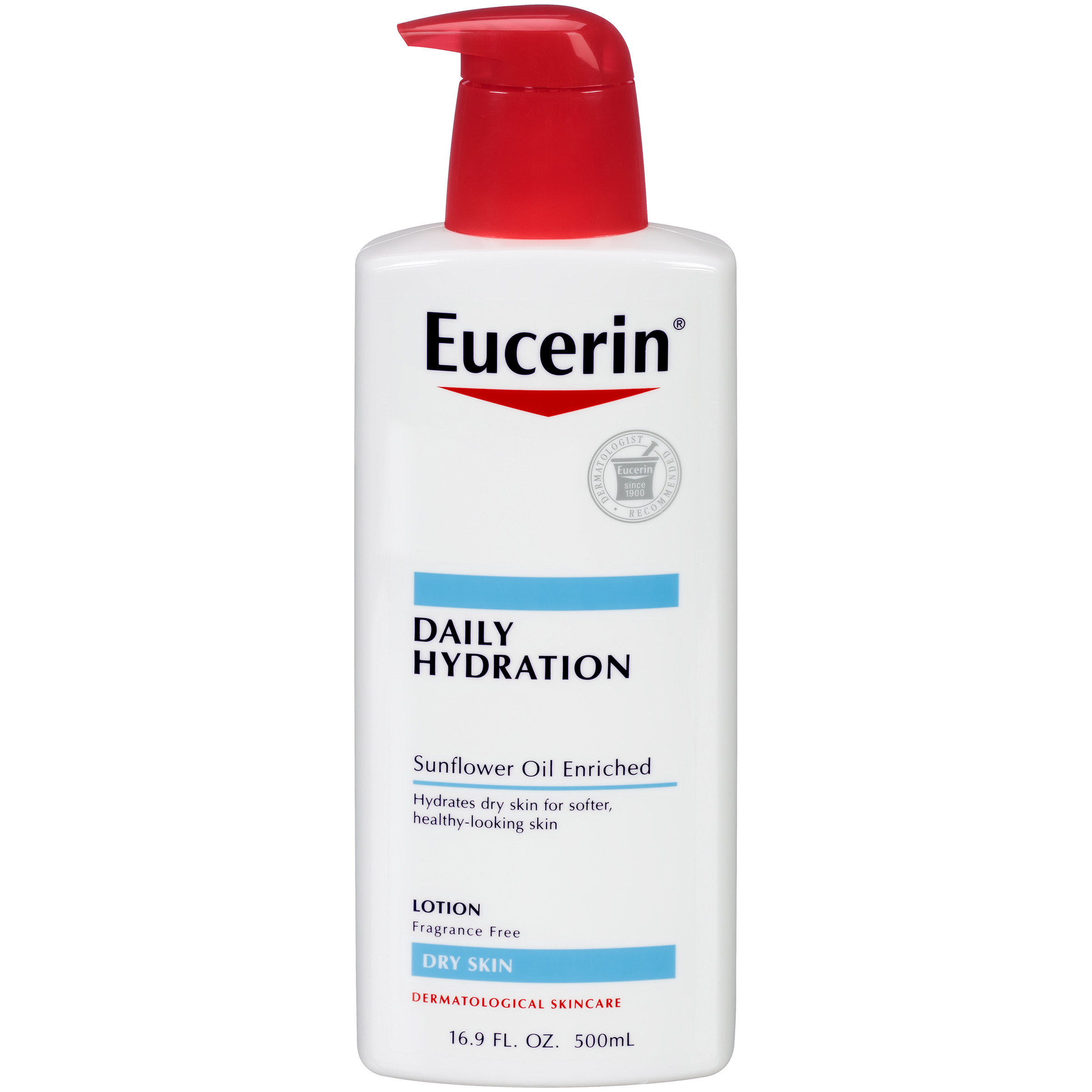 Eucerin Daily Hydration Body Lotion 16.9 oz.