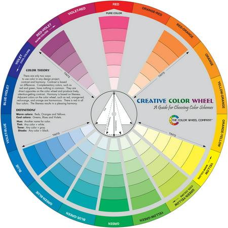 Color Wheel 3389 Roue chromatique cr-ative - 9.25 '' - image 1 de 1