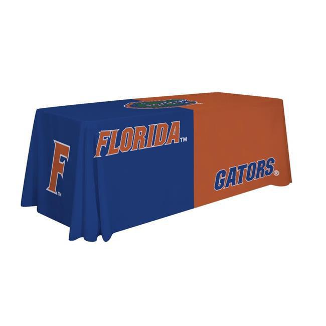 Victory Corps 810026FLA-003 6 ft. NCAA Florida Gators Dye Sublimated Table Throw - No.003 - image 1 de 1