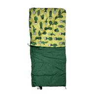 Ozark Trail Youth 55 x 22 x 2 Inch Sleeping Bag