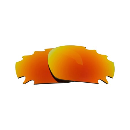 Martini Racing Sunglasses (VENTED RACING JACKET Replacement Lenses Yellow by SEEK fits OAKLEY)