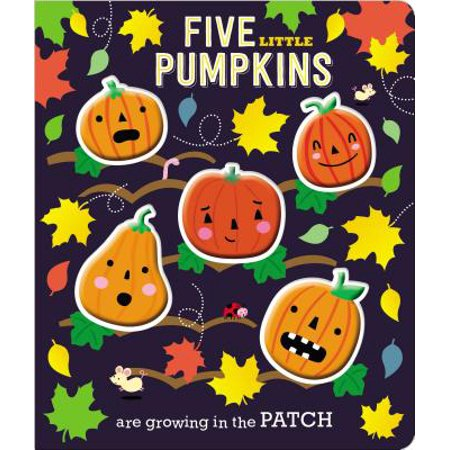 Story Book Five Little - Spiderman Pumpkin Ideas