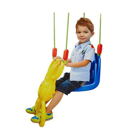KARMAS PRODUCT Heavy Duty Glider Swing for Kids Fun Swing Seat