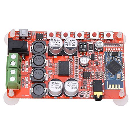 WinnerEco TDA7492P 50W+50W Bluetooth 4 0 Audio Receiver Digital Amplifier  Board